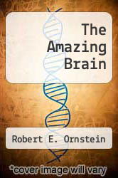 Cover of The Amazing Brain EDITIONDESC (ISBN 978-0395408001)