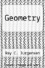 cover of Geometry
