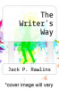 cover of The Writer`s Way (2nd edition)