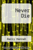 cover of Never Die