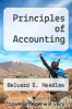 cover of Principles of Accounting (4th edition)