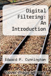 Cover of Digital Filtering: An Introduction EDITIONDESC (ISBN 978-0395539897)