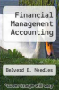 cover of Financial Management Accounting