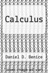 Cover of Calculus EDITIONDESC (ISBN 978-0395615508)