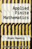cover of Applied Finite Mathematics (2nd edition)