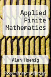 Cover of Applied Finite Mathematics 2 (ISBN 978-0395637791)