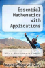 cover of Essential Mathematics With Applications (4th edition)
