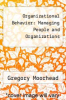 cover of Organizational Behavior: Managing People and Organizations (4th edition)
