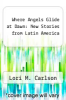 cover of Where Angels Glide at Dawn: New Stories from Latin America