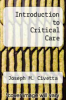 cover of Introduction to Critical Care