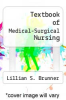 cover of Textbook of Medical-Surgical Nursing (3rd edition)
