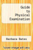 cover of Guide to Physical Examination (2nd edition)
