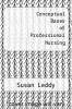 cover of Conceptual Bases of Professional Nursing