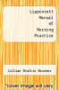 cover of Lippincott Manual of Nursing Practice (4th edition)