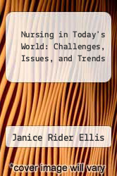 Cover of Nursing in Today