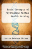 cover of Basic Concepts of Psychiatric-Mental Health Nursing (2nd edition)