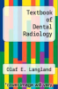 cover of Textbook of Dental Radiology (2nd edition)