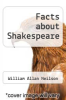 cover of Facts about Shakespeare