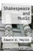 cover of Shakespeare and Music
