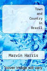 Cover of Town and Country in Brazil EDITIONDESC (ISBN 978-0404505875)