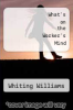 cover of What`s on the Worker`s Mind
