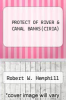 cover of PROTECT OF RIVER & CANAL BANKS(CIRIA)