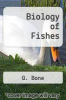 cover of Biology of Fishes