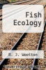 cover of Fish Ecology