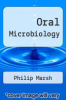 cover of Oral Microbiology (3rd edition)