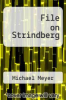 cover of File on Strindberg ( edition)
