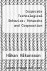 cover of Corporate Technological Behavior: Networks and Cooperation