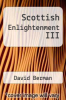 cover of Scottish Enlightenment III