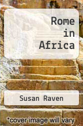 Rome in Africa by Susan Raven - ISBN 9780415082617