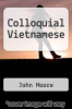 cover of Colloquial Vietnamese