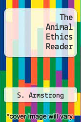 Cover of The Animal Ethics Reader 1 (ISBN 978-0415275880)