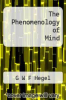 cover of The Phenomenology of Mind (1st edition)