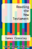 cover of Reading the New Testament