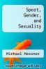 cover of Sport, Gender, and Sexuality