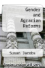 cover of Gender and Agrarian Reforms