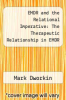 cover of EMDR and the Relational Imperative: The Therapeutic Relationship in EMDR Treatment