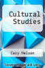 cover of Cultural Studies