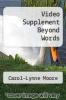 cover of Video Supplement Beyond Words