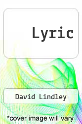 Cover of Lyric EDITIONDESC (ISBN 978-0416314304)