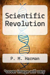 Cover of Scientific Revolution EDITIONDESC (ISBN 978-0416350401)