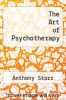 cover of The Art of Psychotherapy