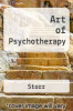 Art of Psychotherapy by Storr - ISBN 9780416603217