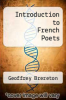 cover of Introduction to French Poets (2nd edition)