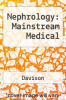 cover of Nephrology: Mainstream Medical