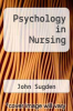 cover of Psychology in Nursing