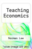 cover of Teaching Economics
